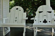 Star Wars Deck Chairs by Amberle Linnea - Nerd Crafting