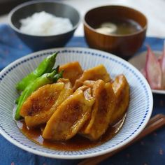 Stuffed tofu with pork Tofu Recipes, Asian Recipes, Cooking Recipes, Healthy Recipes, Asian Cooking, Easy Cooking, Good Food, Yummy Food, Japanese Dishes