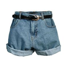 Short short, culottes, pedal pushers and Bermuda shorts were all styles. Learn the history and shop for women's shorts. Vintage High Waisted Shorts, Retro Shorts, Mini Shorts, Waisted Denim, Short Shorts, Women's Shorts, Casual Shorts, Vintage Shorts, High Waist Jeans Shorts