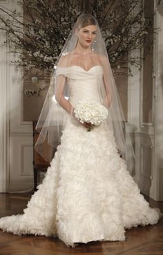 Romona Keveza Collection - Couture Bridal Spring 2012 Looks