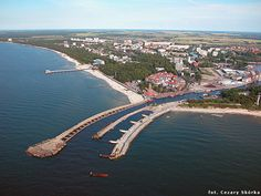 Kołobrzeg jeden z kurortów turystycznych i wypoczynkowych w Polsce