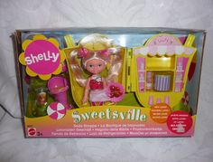 Barbie Puppe Shelly Sweetville Soda Limonaden Shop La Boutique de limonade B5737 in Spielzeug, Puppen & Zubehör, Mode-, Spielpuppen & Zubehör | eBay!