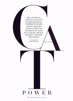 Chic Glamorous & Splendid Blog | Harper's Bazaar Australia November 2013