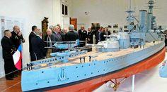 Ships, War, Battleship, Towers, Fotografia, Boats, Ship