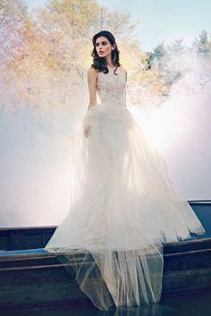 Ines Di Santo 'Alonda' gown.