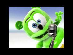 Coisas que Gosto: Gummy Bear-em Português HD