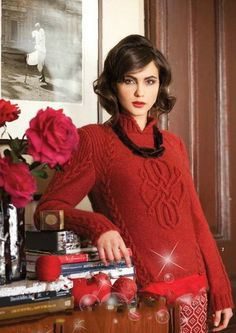ru_knitting: Зелёное Рождество