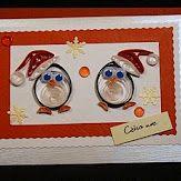 Santa Penguins