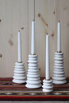 Bambula: DIY: Gewürzmühle Kerzenhalter