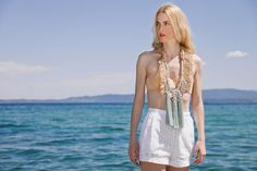 ANNA K's jewelry and accessories | The Greek Foundation