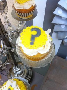Yellow & Grey Gender Reveal Party Ideas | Photo 7 of 34 | Catch My Party