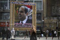 Al Sisi renuncia a su cargo como ministro de Defensa