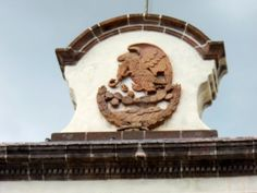 The Great Seal of Mexico.