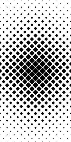 Buy 24 Square Patterns by DavidZydd on GraphicRiver. Monochrome Pattern, Geometric Pattern Design, Pattern Art, Square Patterns, White Patterns, Textures Patterns, Black And White Background, Design Bundles, Illusions
