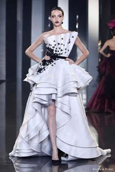 Ralph & Russo's Fall-Winter 2014-2015 haute couture collection