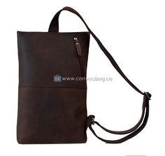 Leather Shoulder Bag Handbag
