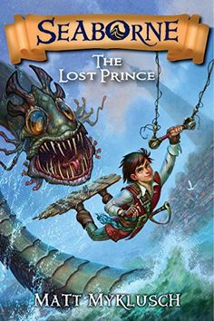 Seaborne #1: The Lost Prince by Matt Myklusch http://www.amazon.com/dp/160684525X/ref=cm_sw_r_pi_dp_B.smvb0D9Y7DF