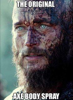 Ragnar Lothbrok season 2 of Vikings Ragnar Lothbrok Vikings, Lagertha, Vikings Tv Show, Vikings Tv Series, Travis Vikings, Viking Pictures, Bracelet Viking, Viking Series, Floki