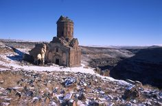 Ani – Ghost City of 1001 Churches, Turkey
