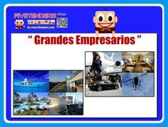 """FiveTenders . """" Gran Empresario """"  http://www.5tenders.com/affiliates/uid/socios_1"""