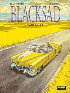 El Callejón de las Historias: RESEÑA: Blacksad 5: Amarillo - Díaz Canales y Guar...