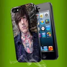 Oliver Sykes Bring Me the Horizon and Signature #phonecover #iphonecover