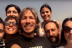 Rockin'1000 manda um último recado para Dave Grohl, do Foo Fighters - veja aqui - Blue Bus