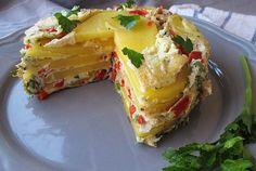 Tortilla de patatas sau Tortilla espanola este un fel de omletă consumată frecvent în Spania, caldă sau rece, indiferent de momentul zilei (mic dejun, prânz, cină, gustare).