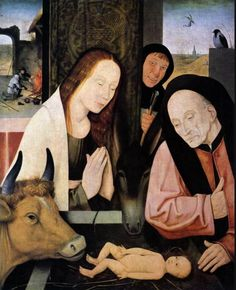 Hieronymus Bosch, Adoration of the Child