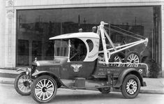 Model T Ford  Wrecker