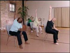 Stronger Seniors Core Fitness Pilates exercise program for Seniors - YouTube