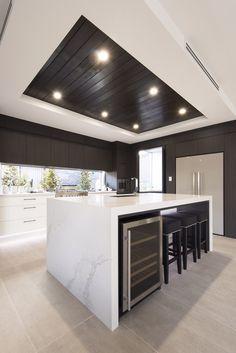 Caesarstone Gallery | Kitchen & Bathroom Design Ideas Inspiration - Statuario maximus