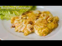 cool Receita de Bacalhau Espiritual - Culinaria