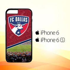 FC Dallas X3241 iPhone 6|6S Case