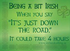 Visit Ireland Calling for more Irish humour and wisdom.