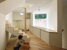 House in Muko,© Toshiyuki Yano