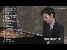 The Best Of Yurima The Best Piano Collection - YouTube
