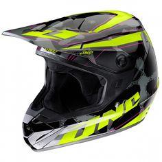 One Industries Atom Helmet Napalm Black