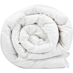 Brinkhaus Chalet Med Large Cluster Goose Down Duvet - King (3.255 BRL) ❤ liked on Polyvore featuring home, bed & bath, bedding, comforters, fillers, white fillers, fillers - white, white, backgrounds and magazine