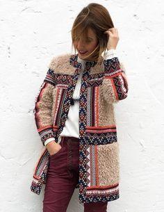 Ethnic Fashion, Love Fashion, Girl Fashion, Womens Fashion, Fashion Design, Gypsy Style, Bohemian Style, Boho Chic, My Style