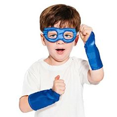 #Christmas Buy Now Blue Superhero Eye Mask and Powerbands - Kids for Christmas Gifts Idea Sale . Whether or not you are looking to help remedy oneself this Christmas  or wish a few creativity while obtaining intended for some others. Christmas  is really a time for it to detachment through do the...