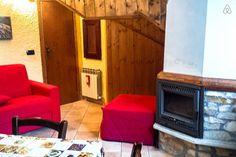 Dai un'occhiata a questo fantastico annuncio su Airbnb: Pratonevoso appartamento con camino - Appartamenti in affitto a Frabosa Sottana
