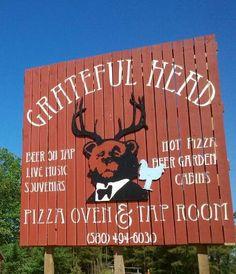 Grateful Head Pizza Oven & Tap Room, Broken Bow - Restaurant Reviews - TripAdvisor
