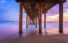 ღღ  Under The Pier by Nhut Pham ~~~ (Huntington Beach Pier)