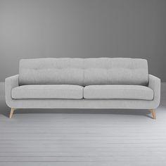 Buy John Lewis Barbican Grand Sofa Online at johnlewis.com