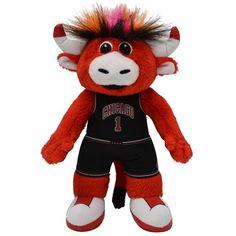 924c94ac6db Bleacher Creatures NBA Mascot 10 inch Plush Figure Chicago Bulls Benny The  Bull V2 Benny The