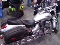 Suzuki Boulevard M109R Motorcycle Cruiser. #NYMotorcycleShows #Bikes #Cruisers #Motorcycles