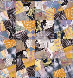 Summer  Sylvia Einstein, Magic Square quilt