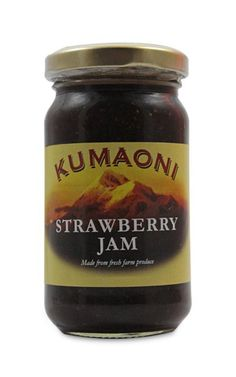 Fresh organic strawberry jam, best price in Delhi, 250gms, Rs.140, only from Indiameetsindia.org, world's first cause-based shopping portal for Organic Food, Organic Jams, handmade Pickles and Chutneys.