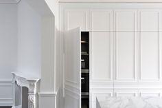 Hidden Kitchen by Minosa Design